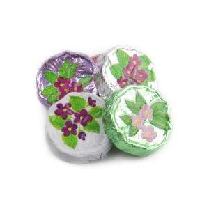 Violet Flower Chocolates 5LB