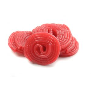 Broadway Strawberry Licorice Wheels