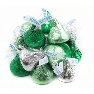 St. Patricks Day Hershey Kisses