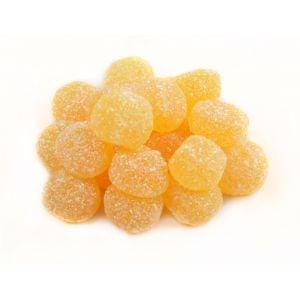 Vegan Sour Peach Dots